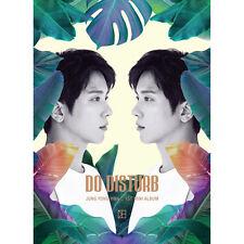 Jung Yong Hwa (Cnblue)  - Do Disturb (1st Mini Album) (Nomal Ver.) New K-Pop