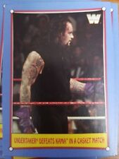 2017 Topps WWE Heritage Bizarre SummerSlam Matches Singles Select Card