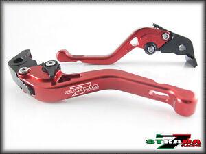 Moto Guzzi V7 Classique/Stornello/Trofeo Strada 7 Racing CNC Levier Court Red