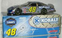 2005 RCCA Jimmie Johnson #48 LOWE'S KOBALT TOOLS TRUCK BOX CLUB CAR #210/240 WOW