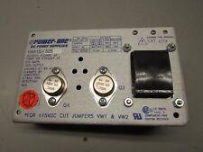 Power-One DC Power Suply HAA 15-505. Reliance 704323-11F