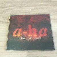a-ha _ Dark is the Night _ CD maxi 3 Tracce _ 1993 Wea