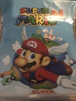 Super Mario 3D All-Stars Poster Set of 3 My Nintendo Rewards Exclusive - New