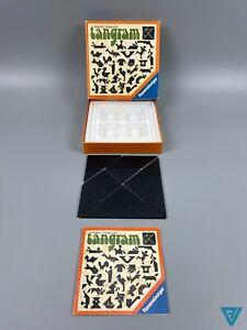 Original Chinapuzzle Tangram von  Ravensburger - 1976 - Vintage Spielzeug