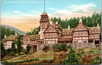 1910 Claremont Hotel Oakland California Vintage Postcard BI