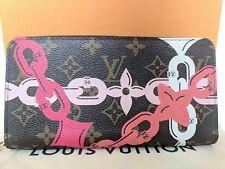 Vuitton-MONOGRAFIA Louis Bay-Zippy Portafoglio-M41905