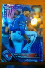 Topps Refractor Baseball Cards