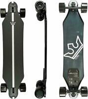 """Kyng 37"""" Electric Skateboard 22 MPH 960W Dual Motor 11 Mile Range Longboard NEW!"""