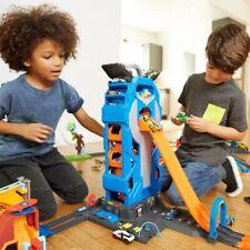Hot Wheels Mega Garage Car Enthusiast Active Kid Fun Time & Imagination Race Toy