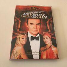 Never Say Never Again (DVD), Sean Connery , James Bond 007 (Region 4)
