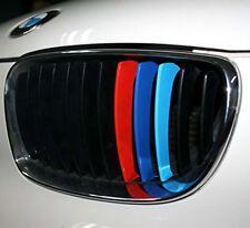 New BMW Front Hood Grill Kidney Decal Emblem Badge Sticker Fit M3 M5 M6 X3 X5 X6