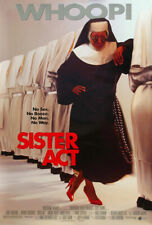 Sister Act movie High Quality Metal Fridge Magnet 3x4 8973