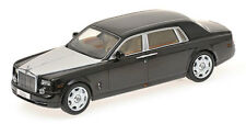 Kyosho 05541db Rolls Royce Phantom EWB en diamant noir 1:43 Nouveau neuf dans sa boîte
