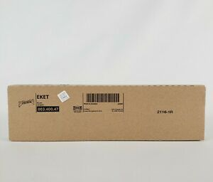 "Ikea Eket Mounting Suspension Rail 13 3/4"" 003.400.47 New"