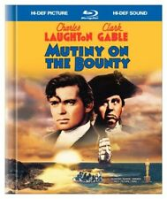 Mutiny on the Bounty [New Blu-ray] Full Frame, Rmst, Subtitled, Digibook Packa