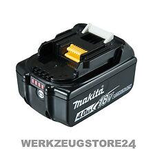 Makita Original Ersatz Akku BL1840B LED-Anzeige Li-Ion 18,0 V 4,0 Ah - BL1840 B