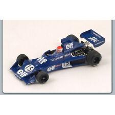 Modellini statici di auto da corsa Formula 1 Spark tyrrell Scala 1:43