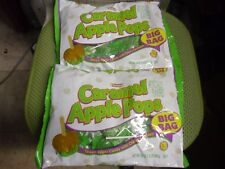 4 x 24 oz Tootsie Caramel Apple Pops 4 x 38 Count Big Bag Pack By Tootsie