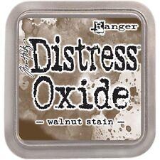 Ranger Walnut Stain Tim Holtz Oxide Distress Ink Pad TDO56324