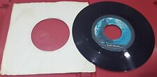 Chicago Full Moon ~ Hard to Say I'm Sorry Sonny Think Twice ~  ~  ~ 45RPM Record