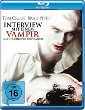 Blu-ray INTERVIEW MIT EINEM VAMPIR # Brad Pitt, Tom Cruise ++NEU