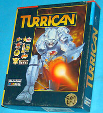Turrican - Commodore 64-128 C64 - PAL