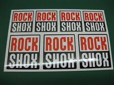 7 Rock Shox Stickers