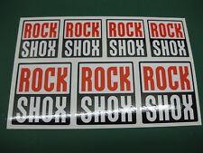 7 Rock Shox Stickers