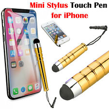 4G Golden Touch Screen Stylus Pen Capacitive Mobile Phone All Tablet iPad iPhone