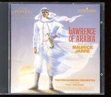 LAWRENCE OF ARABIA   Maurice JARRE   Silva Screen Digital Film Scores 1989