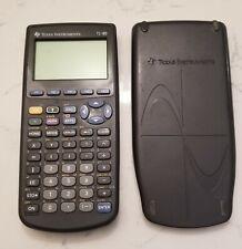 (Lot of 7) - Texas Instruments Ti-84 Plus & Ti-89 Titanium Graphing Calculators