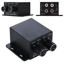 BG_ Car Power Amplifier Speaker Bass Audio Controller Volume Equalizer _GG
