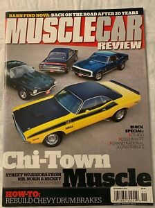 MUSCLE CAR REVIEW Magazine NOV 2012 CHI-TOWN MUSCLE