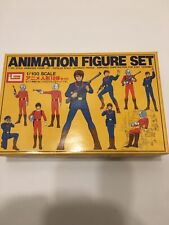 Imai Animation Figrure Set 1/100 Macross Bandai Vintage