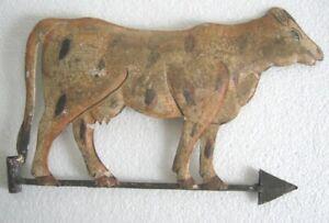 IRON COW  WEATHER VANE / WEATHERVANE .