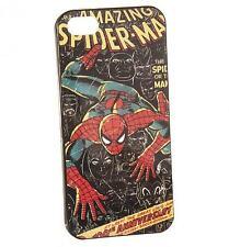 Retro Marvel Comics Spiderman Handyhülle iPhone 5 NEU tolles Geschenk
