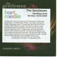 (AN225) The Gentlemen, Sending Cards - DJ CD