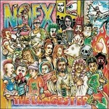 The Longest EP by NOFX (Vinyl, Aug-2010, 2 Discs, Fat Wreck Chords)