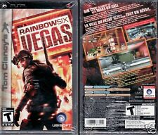 Tom Clancy's Rainbow Six Vegas for the PSP