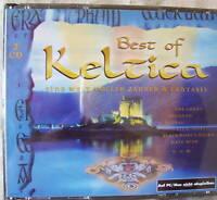 Best of Keltica- 2 CDs   WIE NEU  RAR