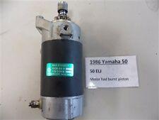1986 Yamaha Outboard 50 hp Starter 6H4-81800-12-00