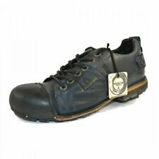 YELLOW CAB - leren Industrial boots Blue - maat 41