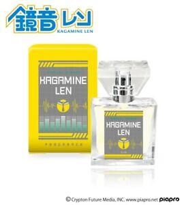 Vocaloid Len Kagamine Fragrance Perfume 30ml Fresh Citrus Japan Limited Cosplay