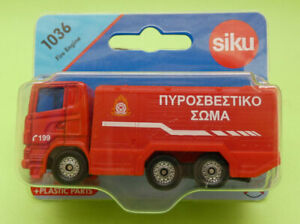Siku International Greece - Nr. 1036 Fire Engine