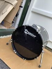 """More details for free p&p. premier olympic 20"""" bass drum. 20x16"""" bd109174"""