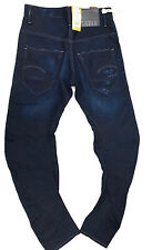 G-Star Raw 'ARC 3D LOOSE TAPERED' Dark Aged Jeans W29 L32 NEW RRP $289 Mens/Boys