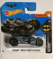 HOTWHEELS BATMAN ARKHAM KNIGHT BATMOBILE RARE CAR TOYS  COLLECTION 4/5