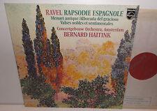 9500 347 Ravel Rapsodie Espagnole Valse Nobles Concertgebouw Bernard Haitink