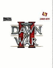 Warhammer 40,000 Dawn of war II 2 steam Key pc game code global [Livraison rapide]