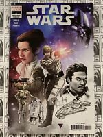 Star Wars (2020) Marvel - #1, R. B. Silva Premiere Variant, Soule/Saiz, VF/NM